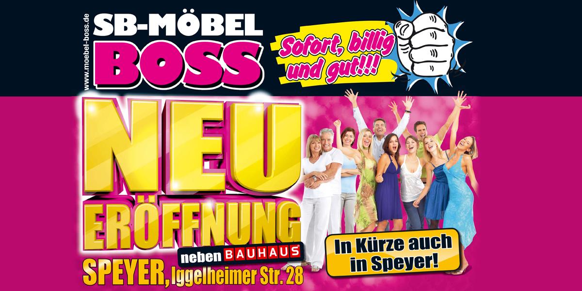 Möbel Boss Eröffnung In Speyer Moebelkulturde