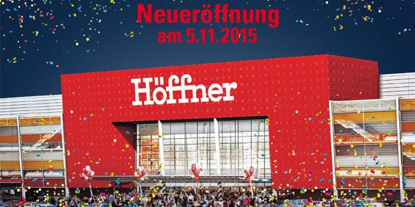 Höffner Am 5 November Wird Altwarmbüchen Eröffnet Moebelkulturde