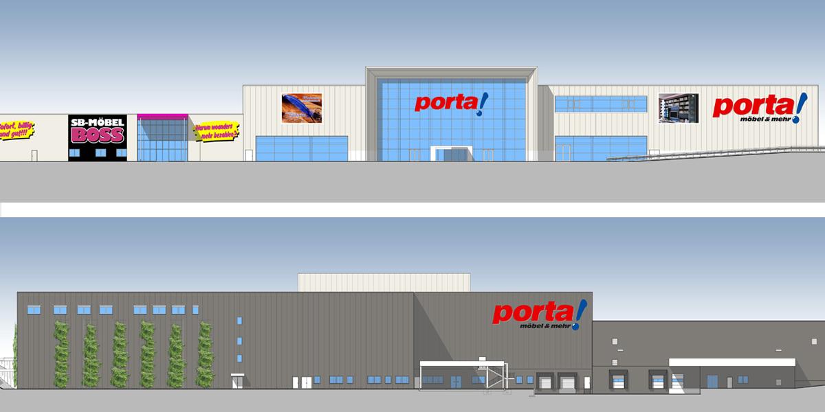 Porta Investiert 17 Mio Euro In Den Standort Jena Moebelkulturde