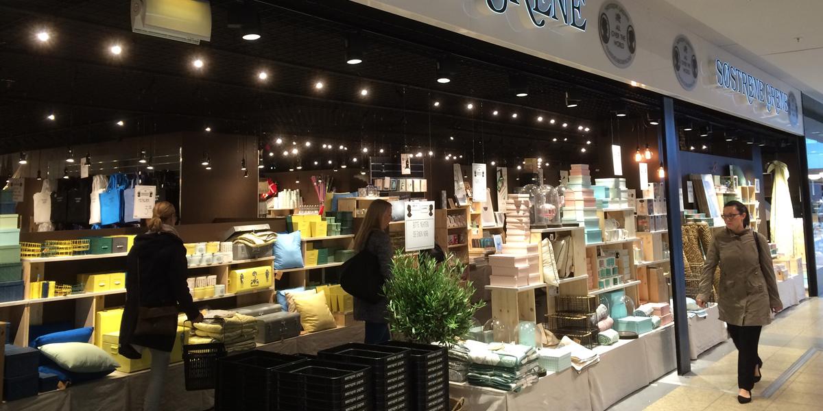 Søstrene Grene Dänische Lifestyle Marke Eröffnet Den Ersten