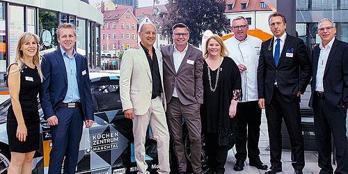 Garant Küchen Areal Küchenzentrum Marchtal Eröffnet In Neu Ulm
