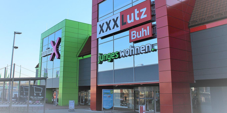Lutz Gruppe Xxxlutz Buhl Nach Umbau Neu Eröffnet Moebelkulturde