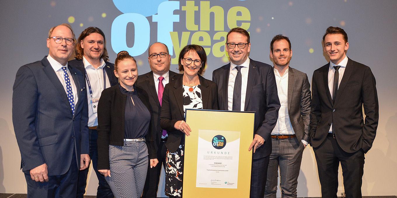 Stores Of The Year Horst Gewinnt Ersten Preis Kuchen Frey