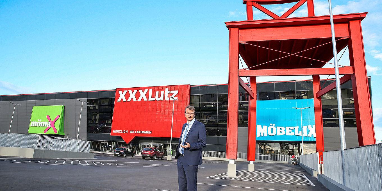 Xxxlutz Verzeichnet Das Erfolgreichste Jahr Seiner