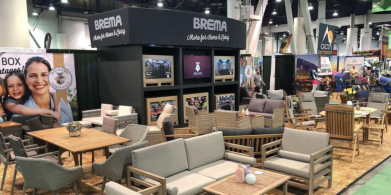 Brema - Präsentiert sich in Las Vegas - moebelkultur.de