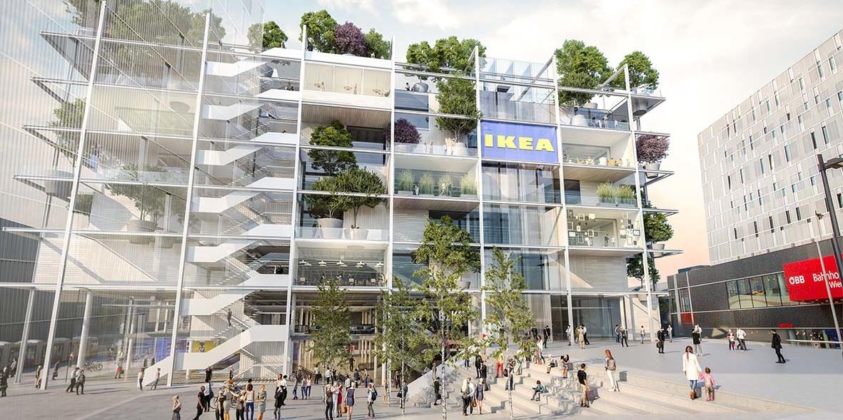 Ikea österreich Komplett Neues Konzept In Wien Moebelkulturde