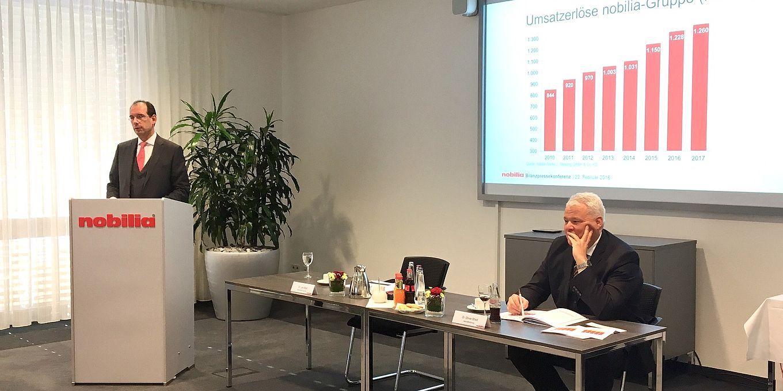 Nobilia Fokus Auf Frankreich Und Den Export Noch Ein Werk In