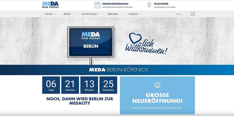 Meda Kuchen Nur Noch Eine Woche Bis Zur Medacity In Berlin