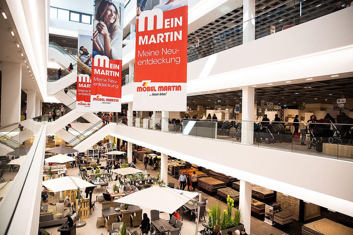 Möbel Martin - Die ersten Bilder aus Saarbrücken ...