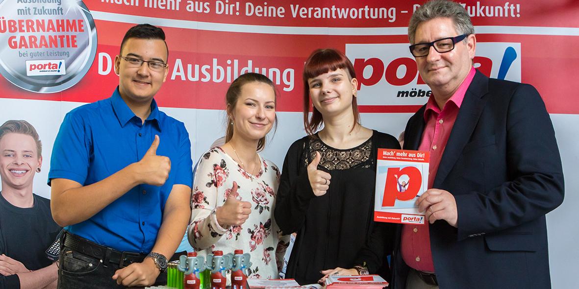 Porta Gehört Zu Den Besten Ausbildungsbetrieben 2018