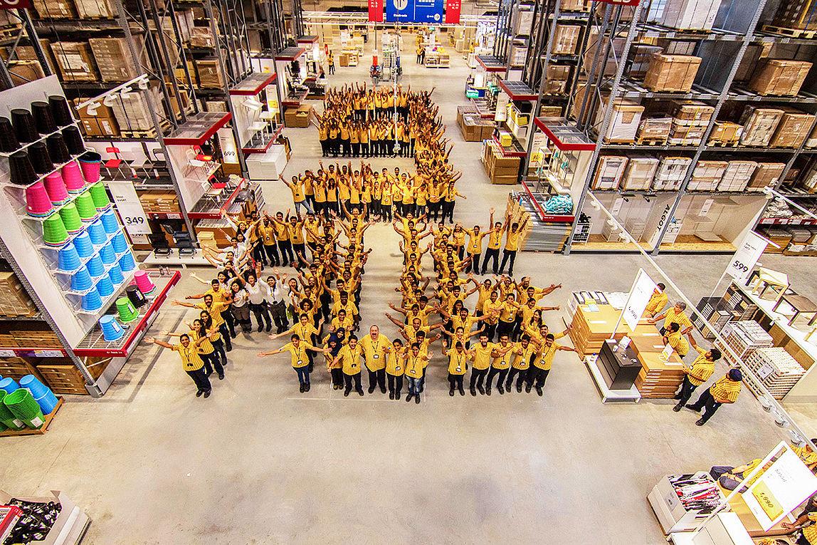 Ikea Indien