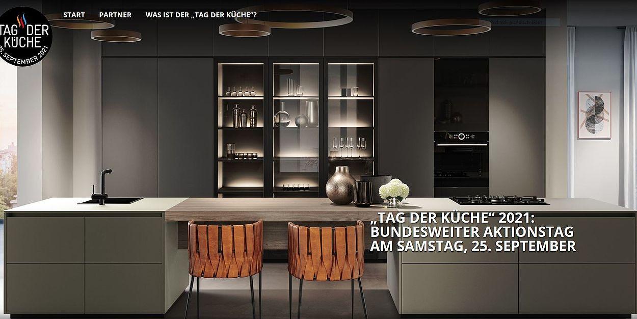 """amk - """"tag der küche"""" im livestream - moebelkultur.de"""