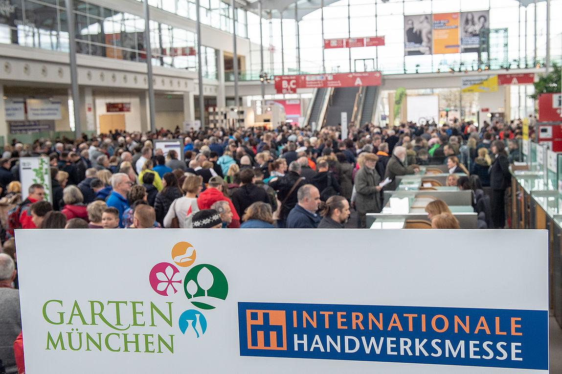 Internationale Handwerksmesse 2021