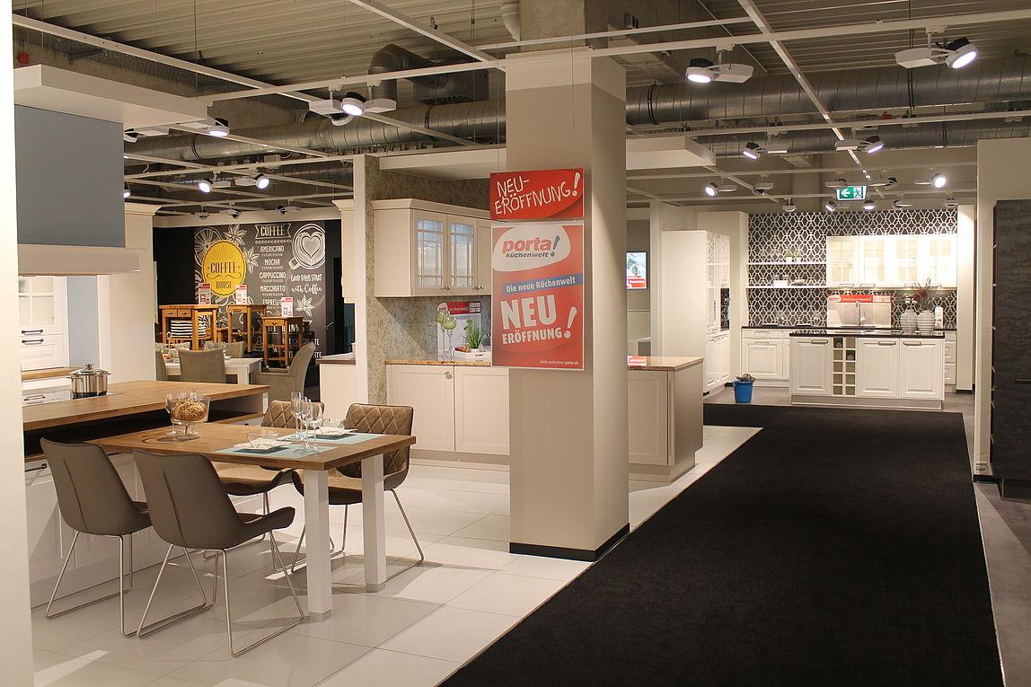 Neueröffnungen - Heute gehen zwei neue Küchen-Stores ans Netz