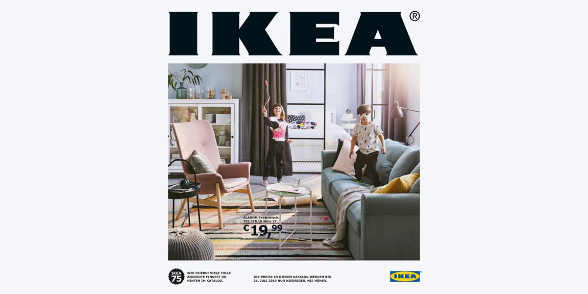 Ikea Katalog 2019 - Produkt-Show im Industrial Style ...
