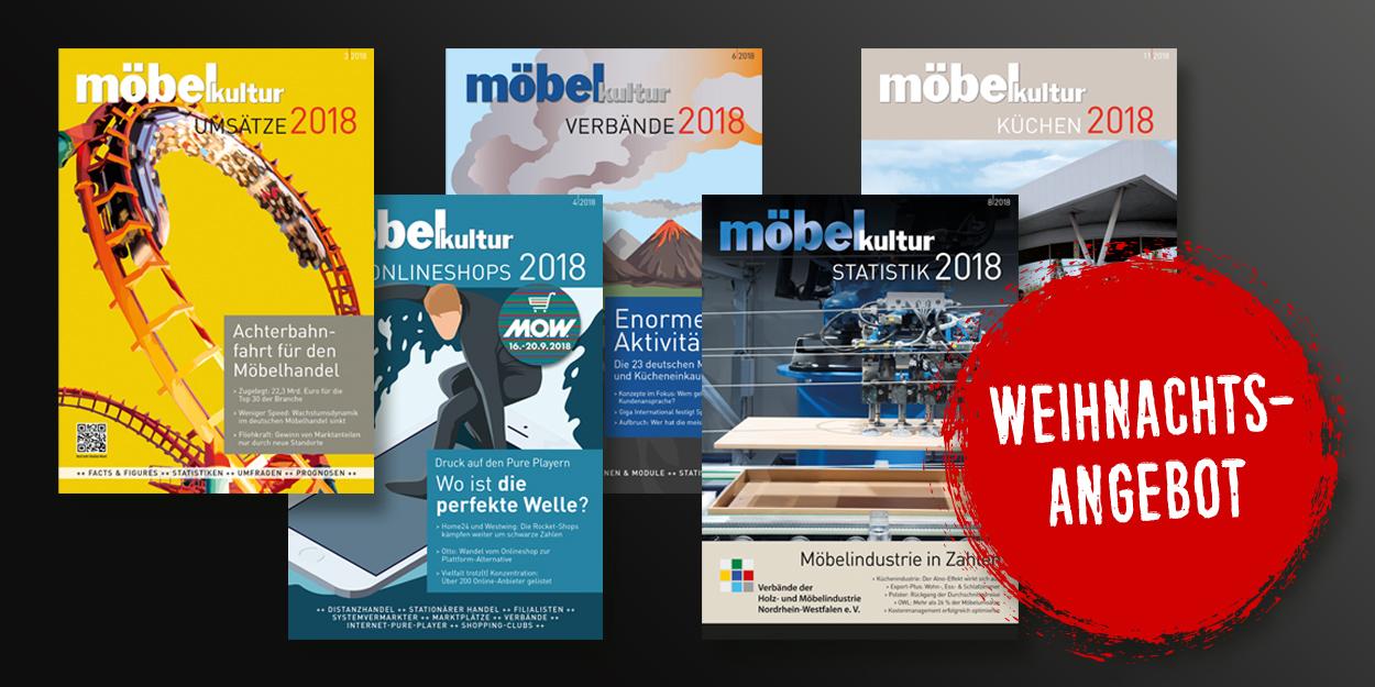 Möbel Kultur Das Gesammelte Branchenwissen 2018 Zum Geschenkpreis