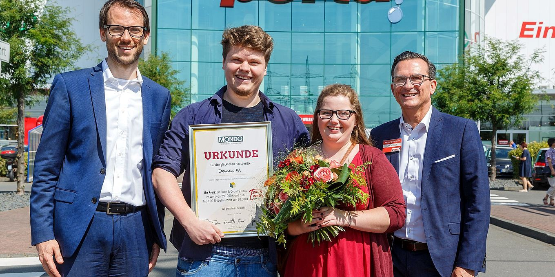 Begros Haus Für 250000 Euro Verlost Gewinner Steht Fest
