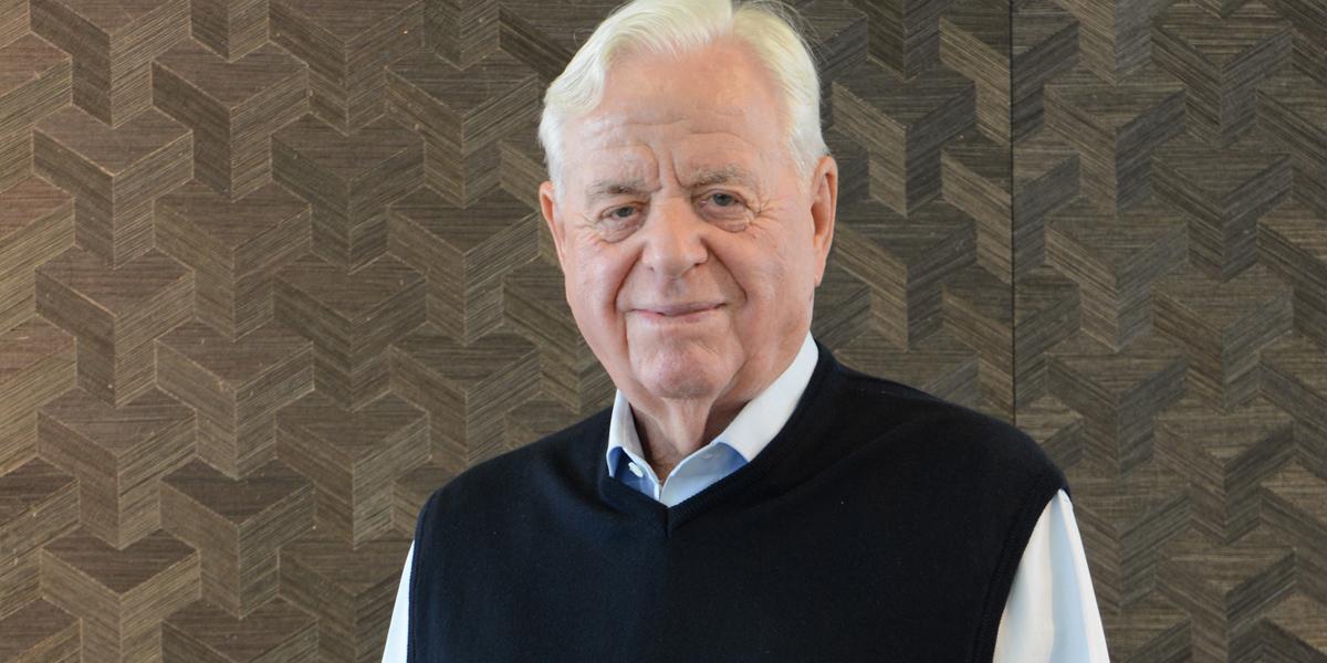 Rolf Benz Der Pionier Feiert Heute Seinen 85 Geburtstag