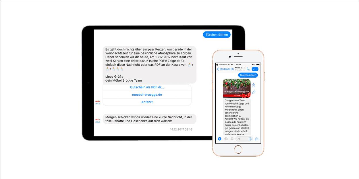 Trendview - Messenger Marketing mit interaktivem Adventskalender ...